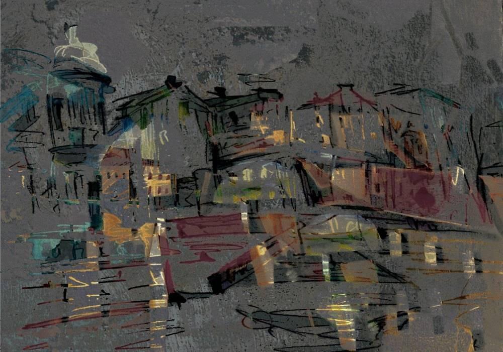 Городские мотивы