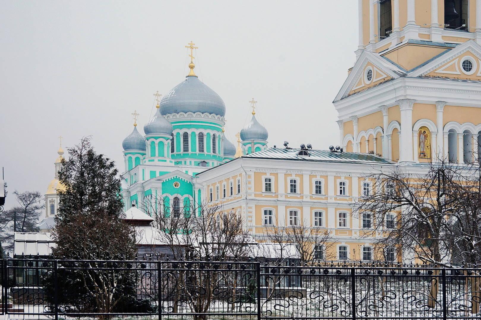 Святое Дивеево - четвертый Удел Пресвятой Богородицы.
