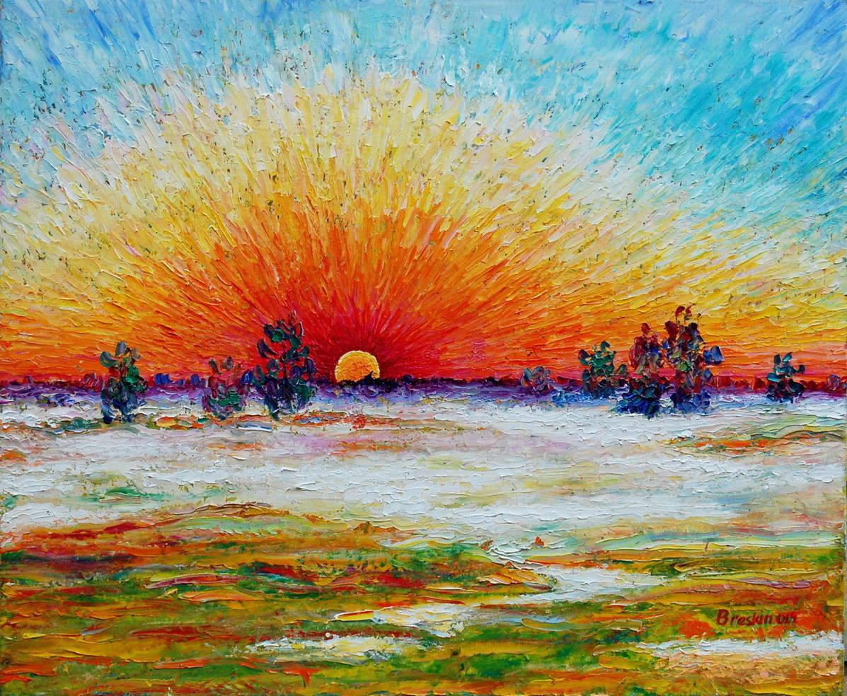 Солнечное сияние