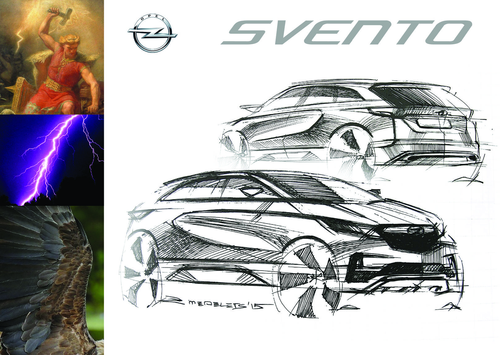 Opel SVENTO SUV