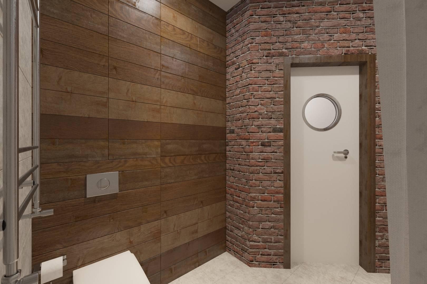 Квартира в стиле Лофт, г. Кемерово