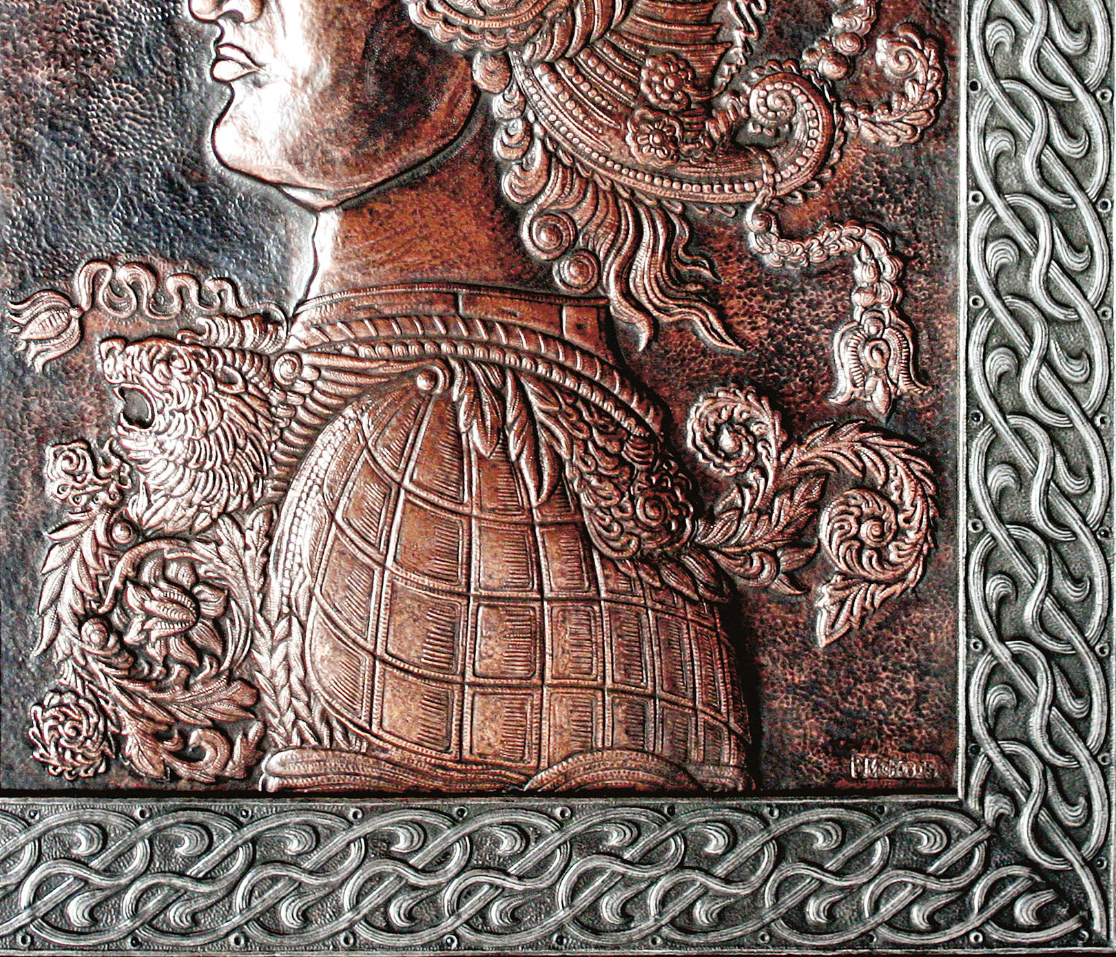 Кондотьер (фрагмент)