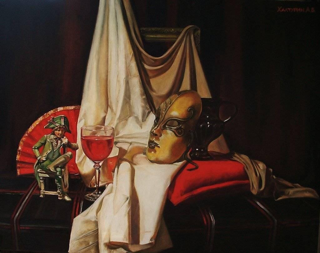Портрет одесского художника. Портрет художника