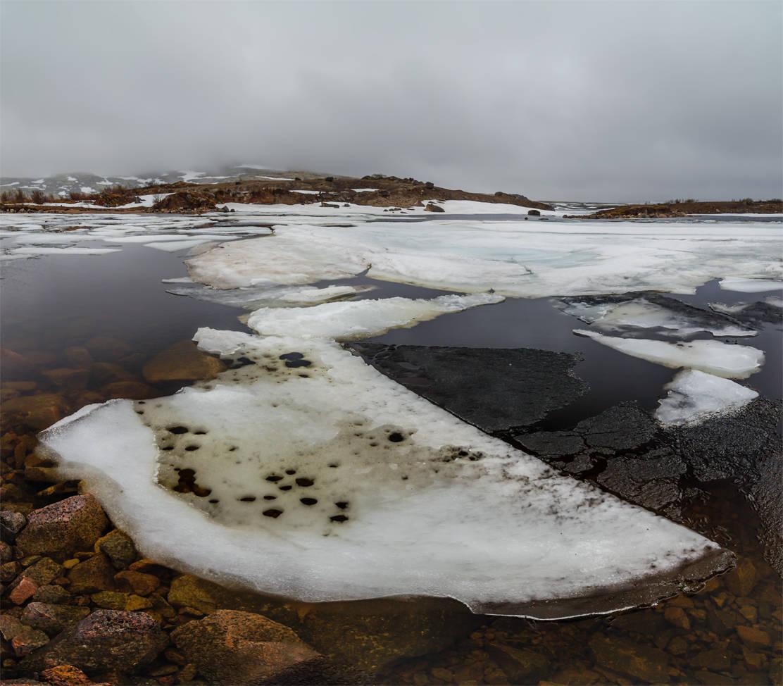 Озеро Лапьявр