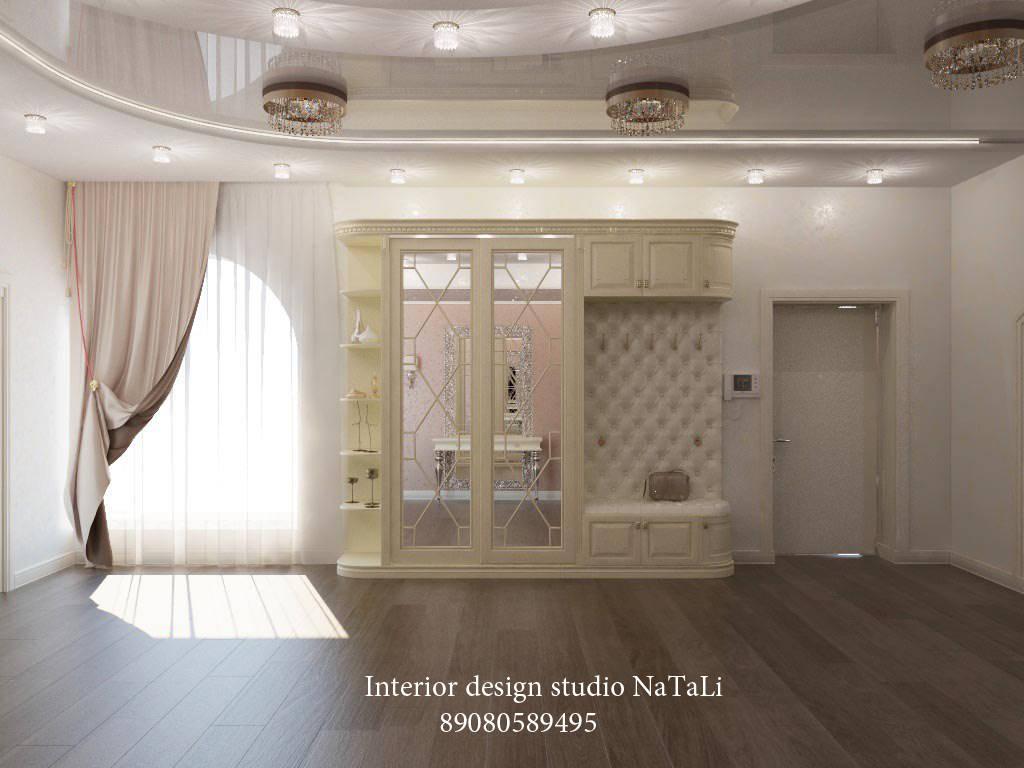 Дизайн интерьера дома в стиле классики