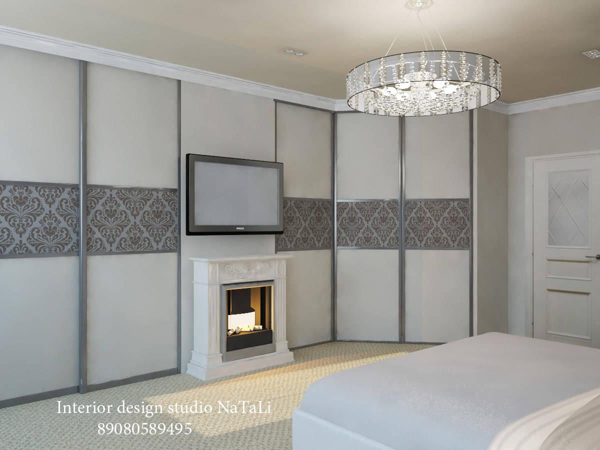 Дизайн интерьера квартиры в стиле легкой классики