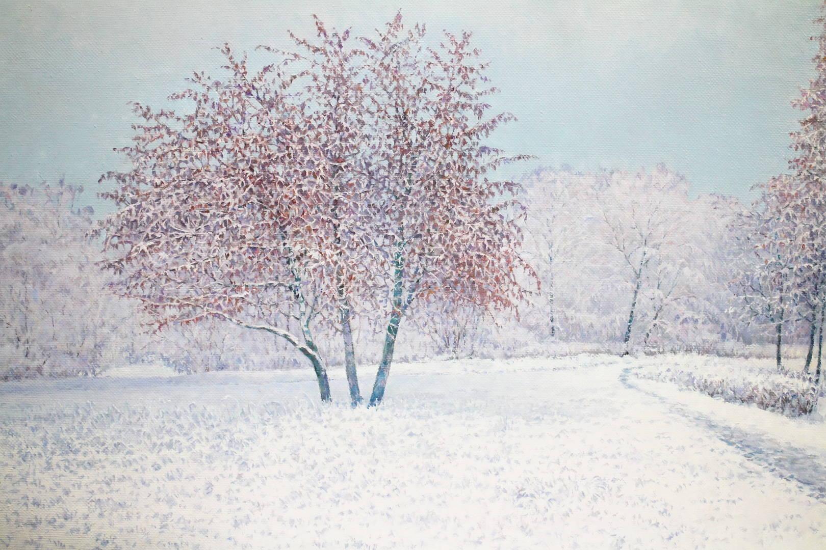 Ранний снег