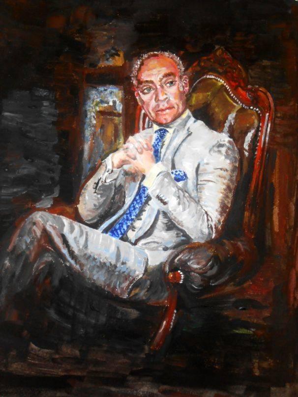 Портрет состоятельного человека