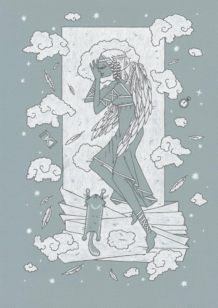 Ангельский сон