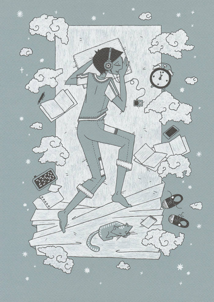 Сон студента