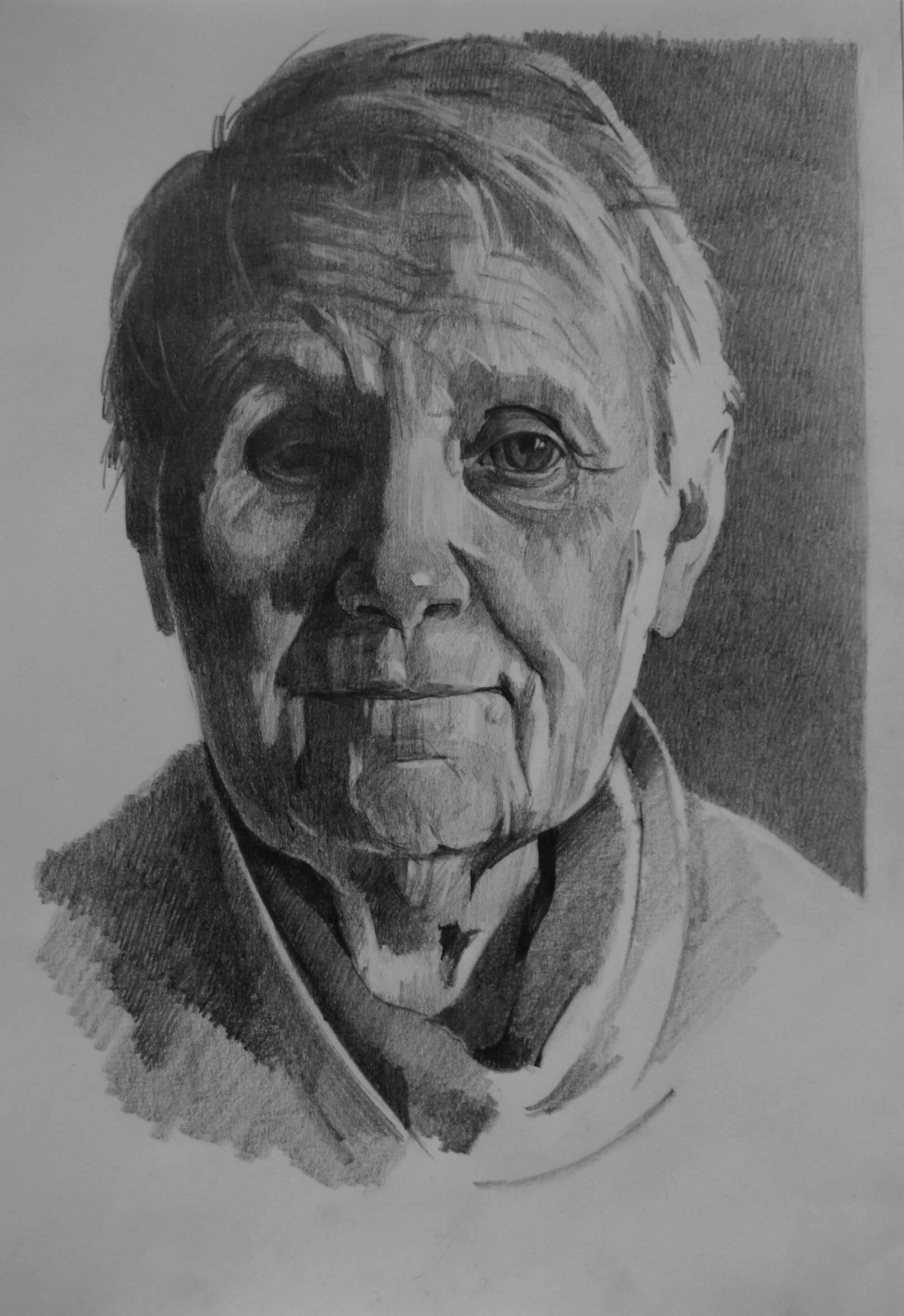 Портрет бабушки