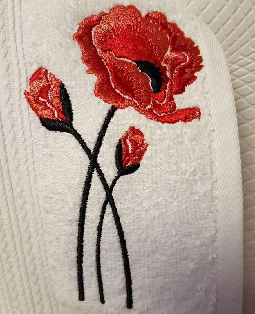 Народная вышивка в современном воплощении
