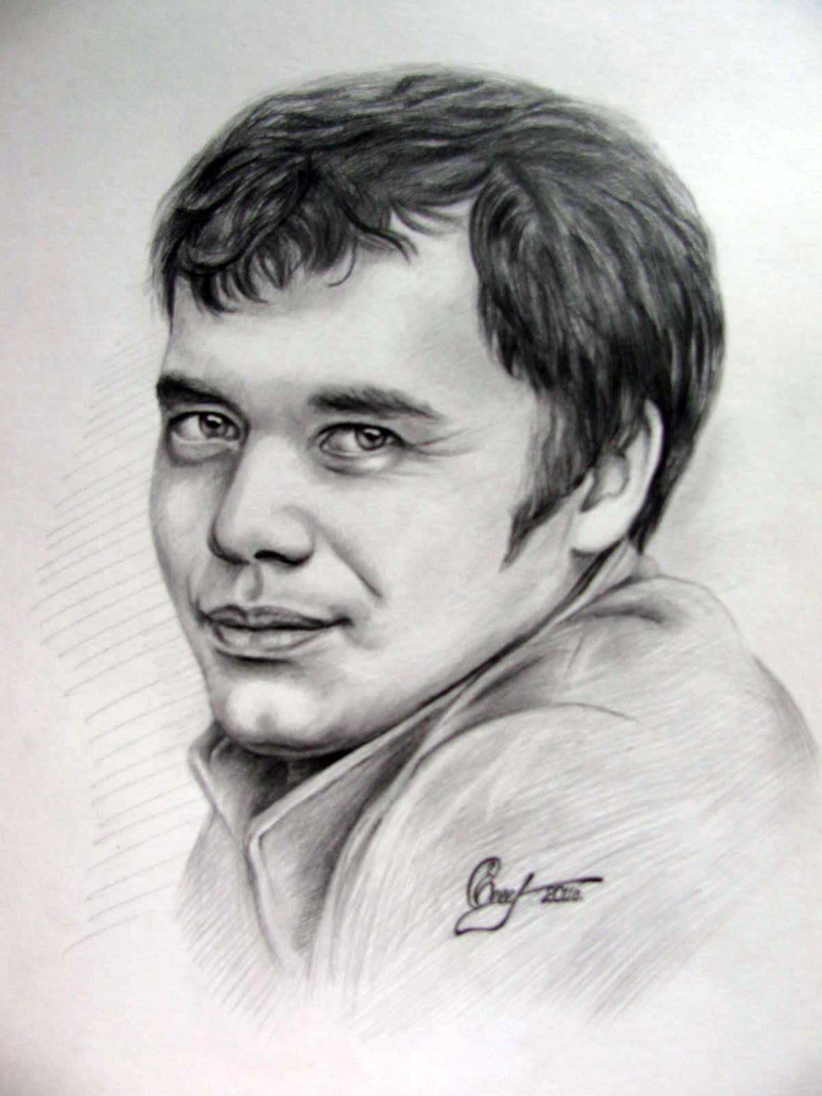 Портрет Ю.Мельникова