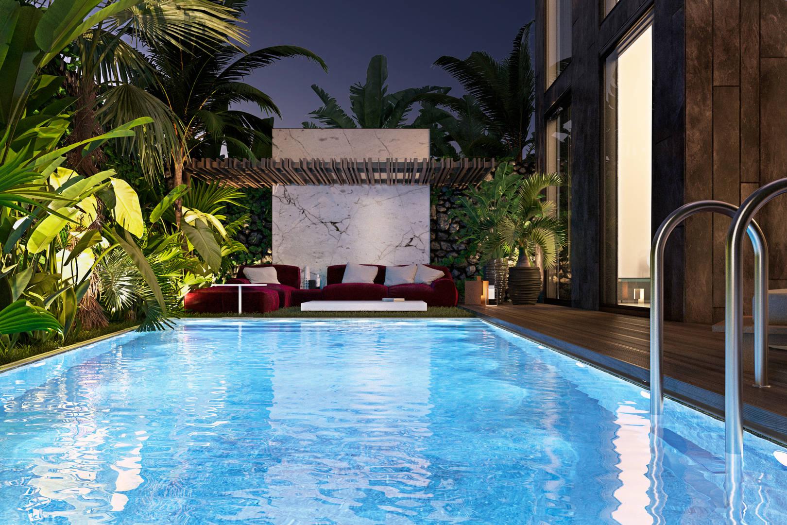Residence in Casablanca, Morocco.