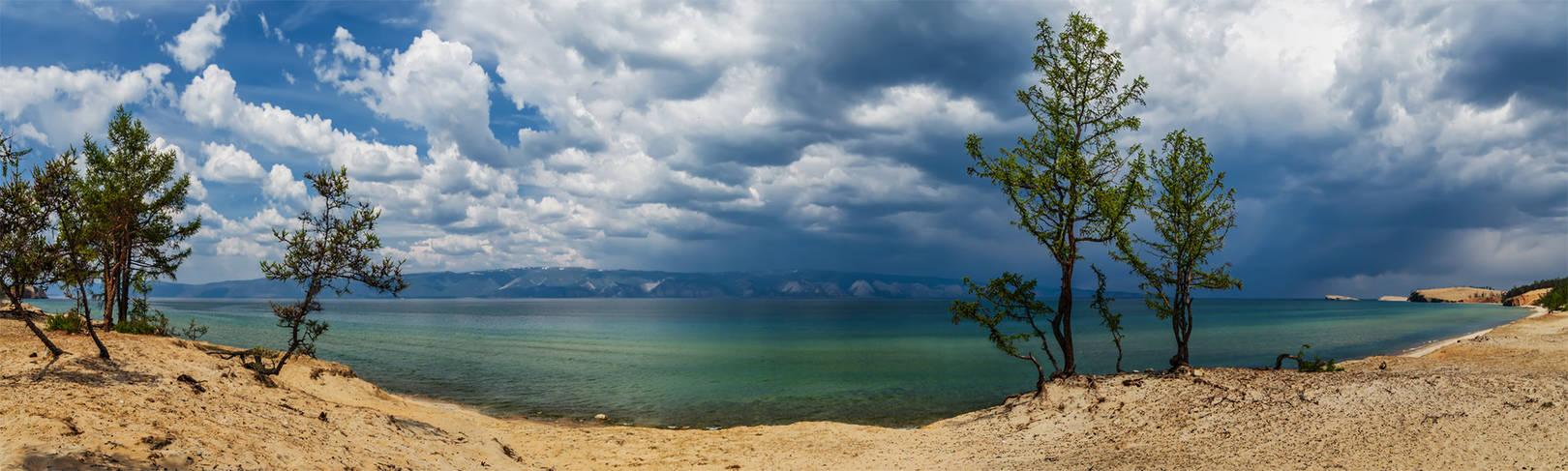 Панорамы малого моря
