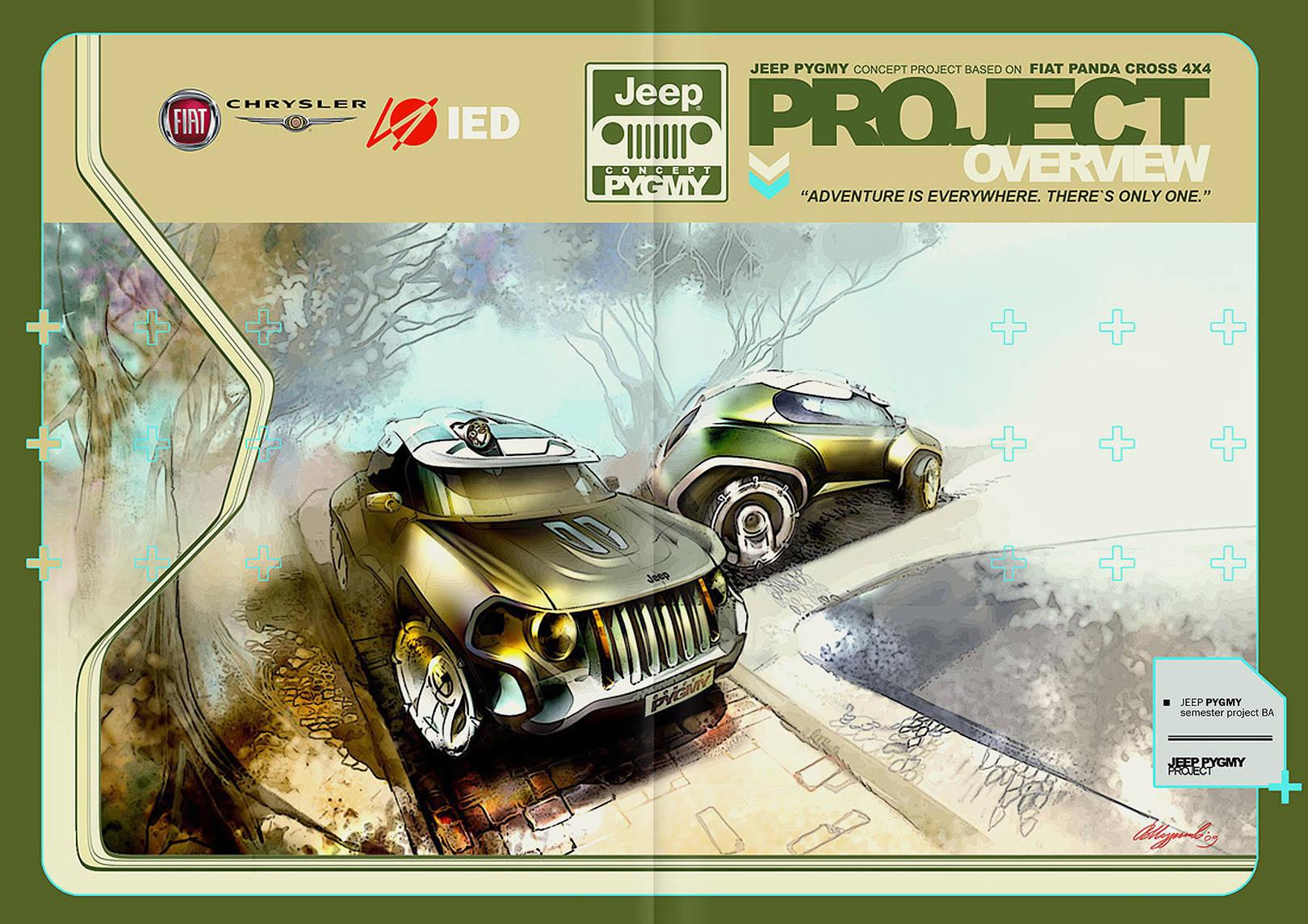 Jeep Pygmy