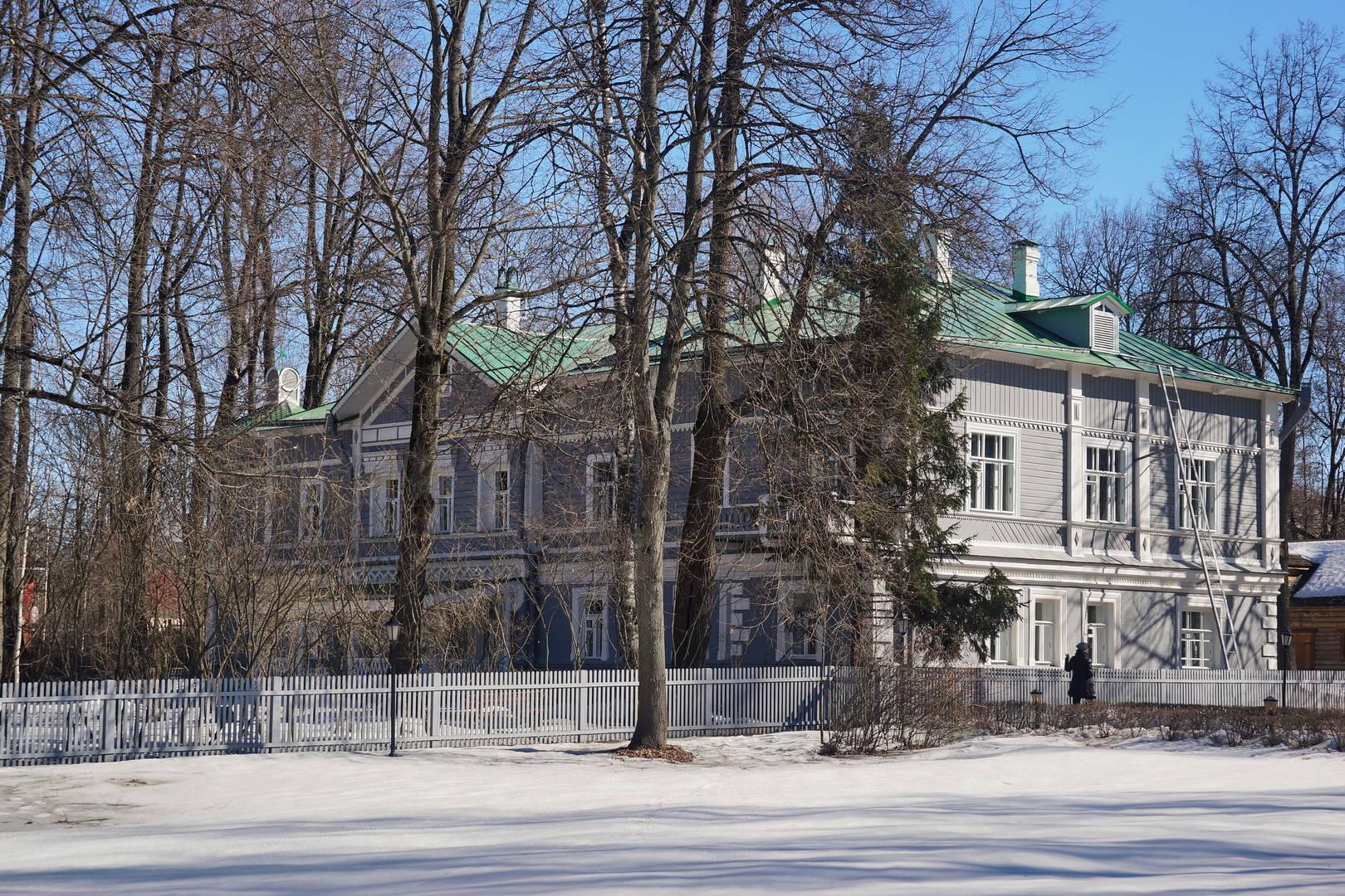 Дом-музей П.И. Чайковского.