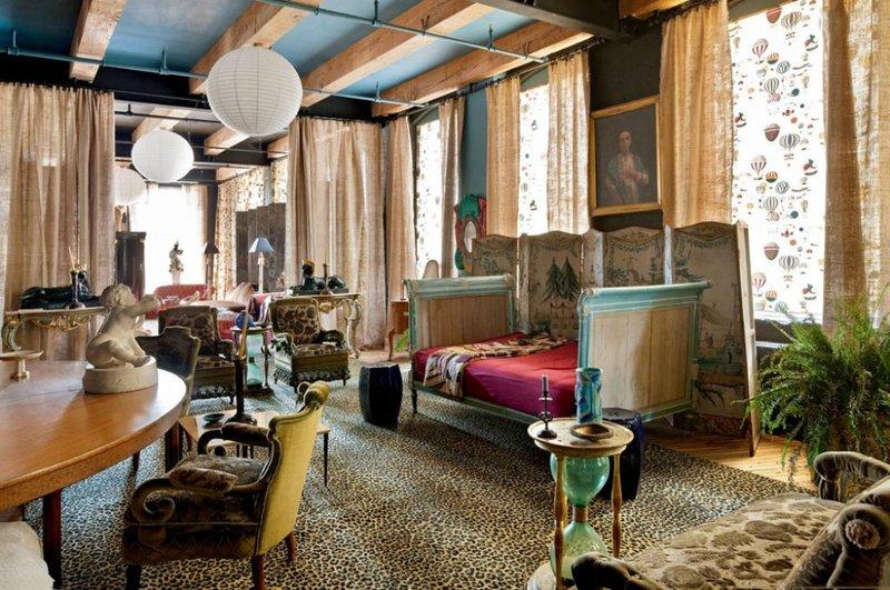 Interior style «Kitsch» through Tatiana Antonchenko\u0027s eyes